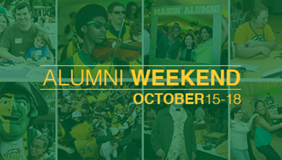 Register for Alumni Weekend now