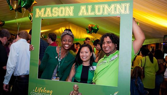 Alumni Weekend: Celebration, information, inspiration