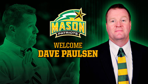 Dave Paulsen named Men's basketball coach