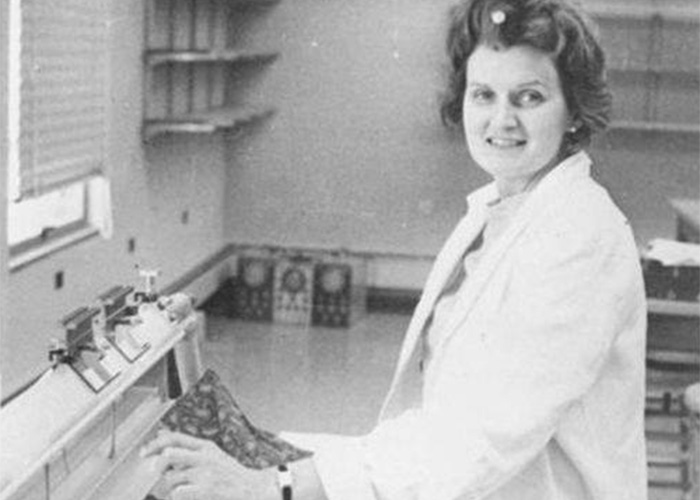 In memoriam: Eugenie V. Mielczarek, founding professor of Physics Department