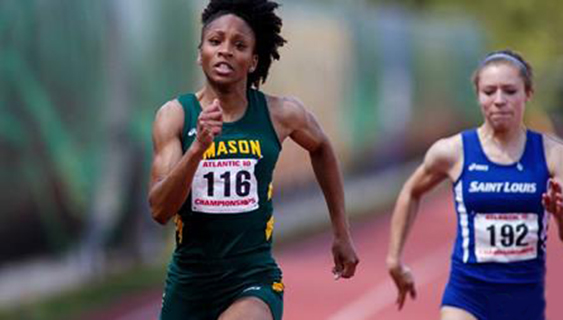 Mason takes men's, women's A-10 Outdoor Championships