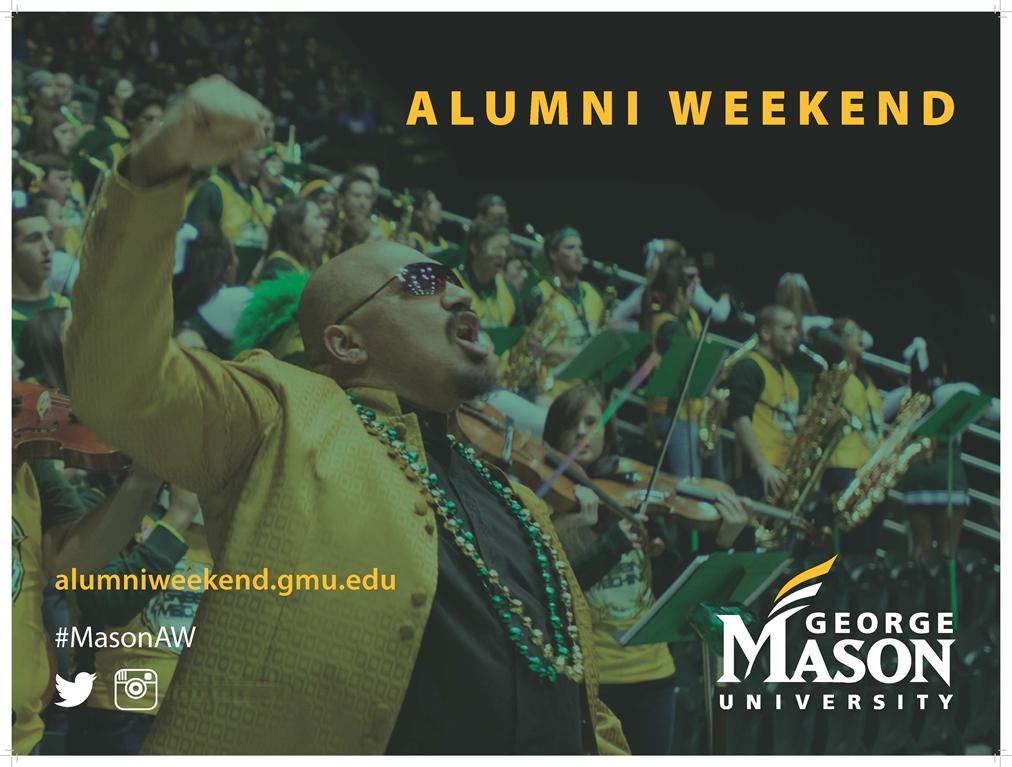 George Mason University Alumni - Alumni Weekend