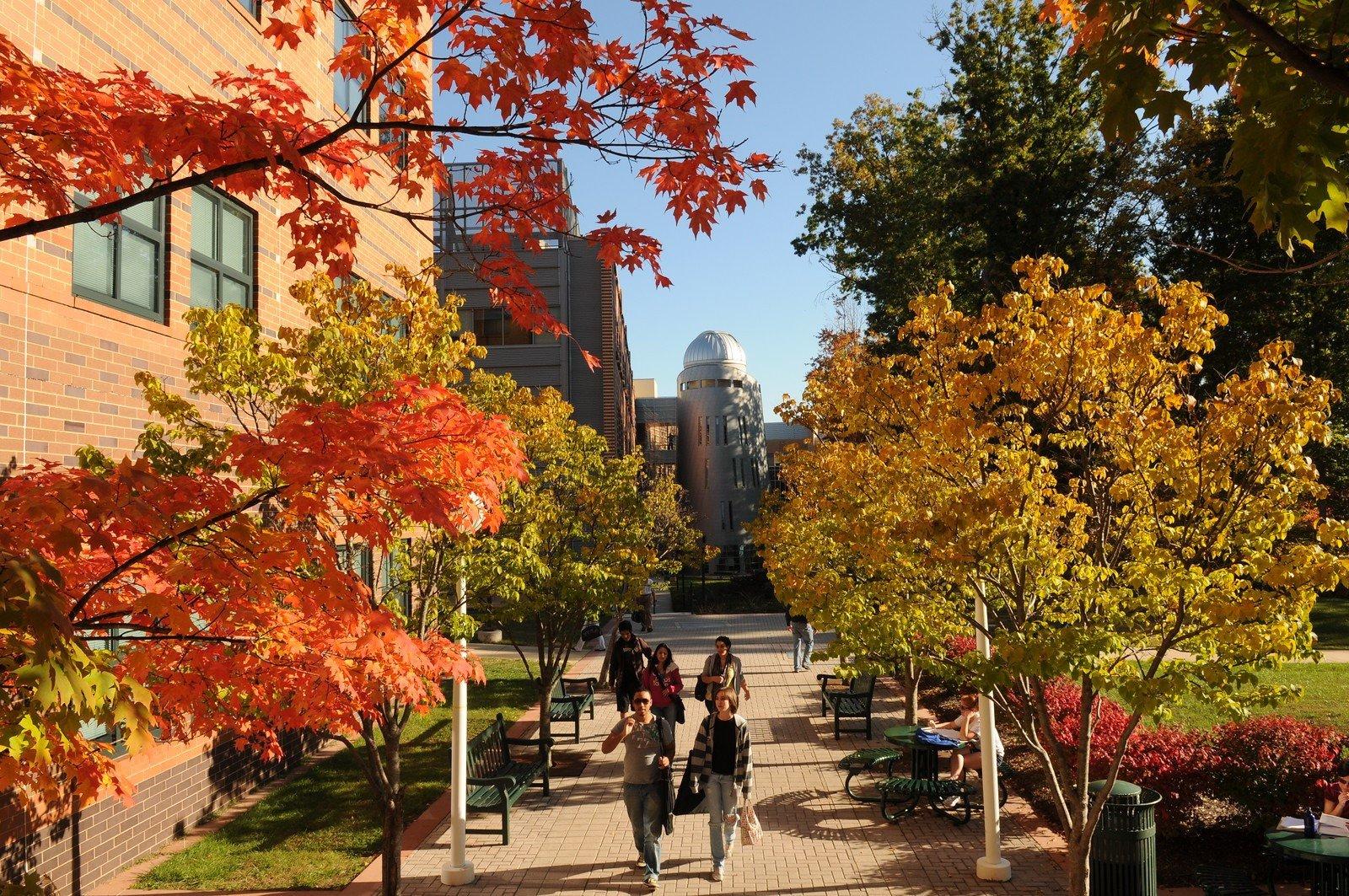 George Mason University Alumni - Campus Maps   Directions
